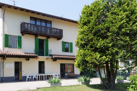 apartment in villa;appart.in villa - Arona