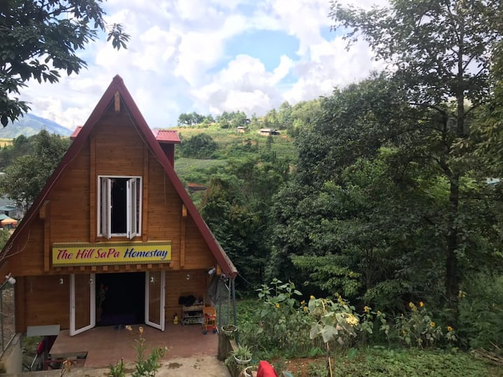 The Hill Sapa Homestay - Happy Room 101
