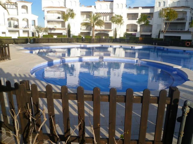 2 Bedroom ground floor apartment - Torre-Pacheco - Apartment
