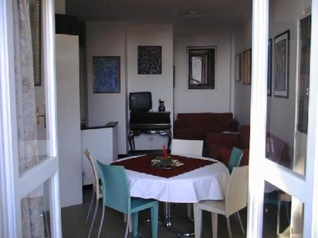 Rapallo - Bright 1 room apartment - Rapallo - Casa
