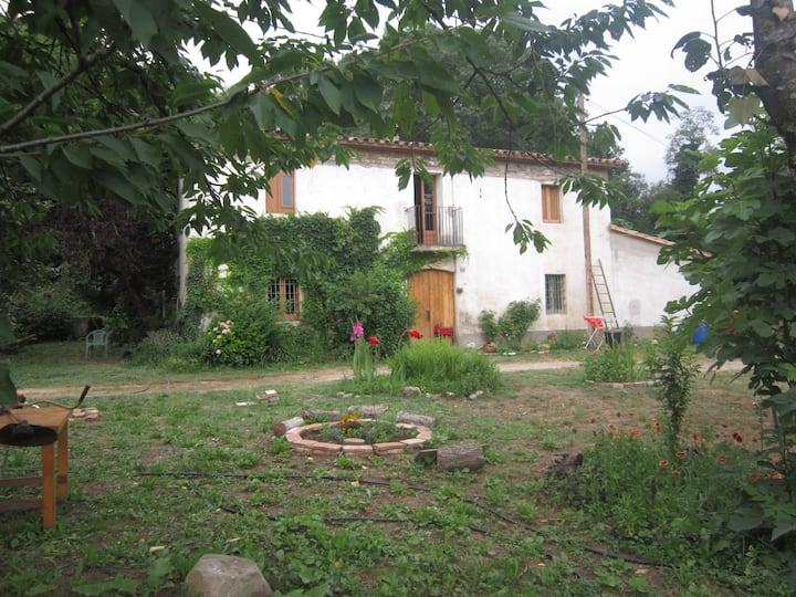 Habitación en plena naturaleza Girona/Garrotxa