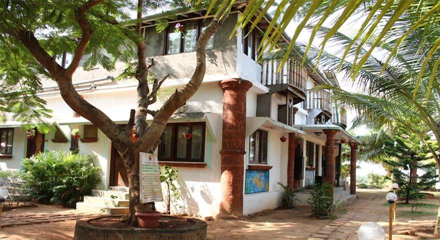 mermaid beach resort - Sindhudurg - Szoba reggelivel