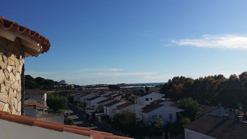 Vistas desde la terraza privada - views from the private terrace
