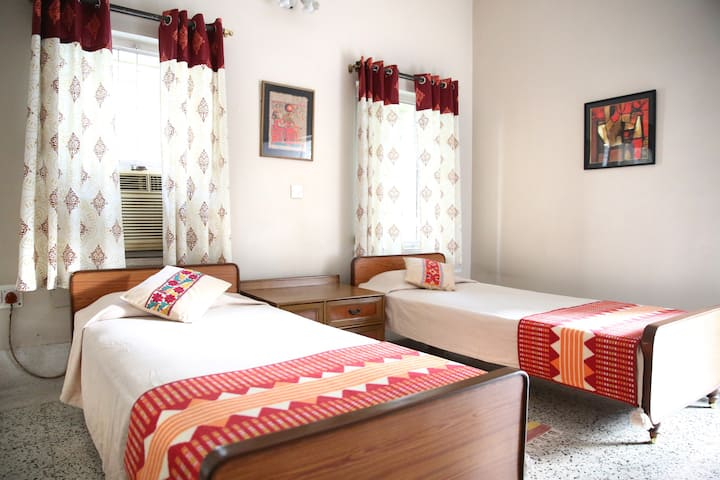 ACE BNB ROOM-1,  Certified by Govt. of India