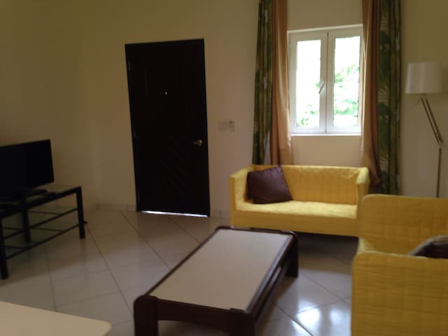 1 Bedroom Apart Freres Petionville mountain view