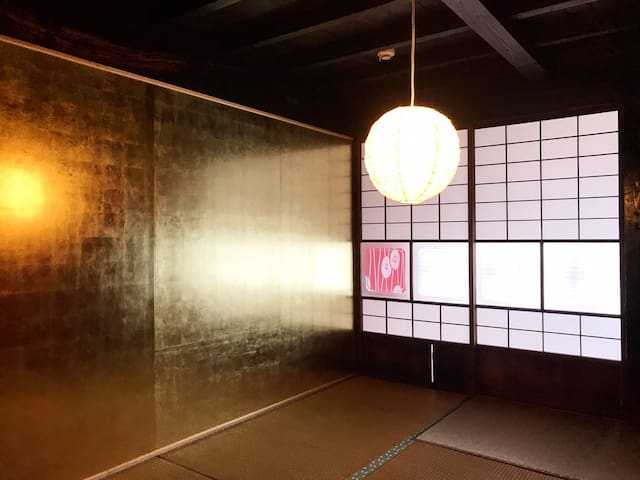 NINCHA・Golden Graceful Room