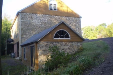 Bear Creek Mountain Barn Sleeps 16 - Dům v zemi