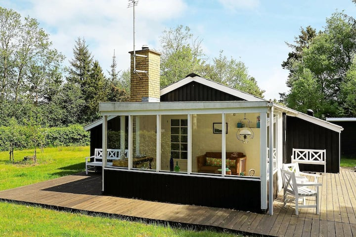 Cozy Holiday Home in Hals with Terrace