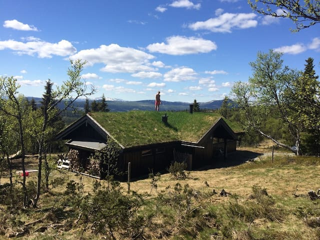 Easter available. Great view, Venabygdsfjellet
