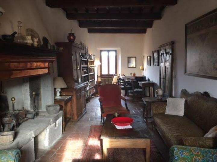 Casa Innocenti in Arcidosso, Tuscany