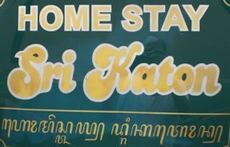 Homestay SRIKATON - Sedap Malam Room (#105)
