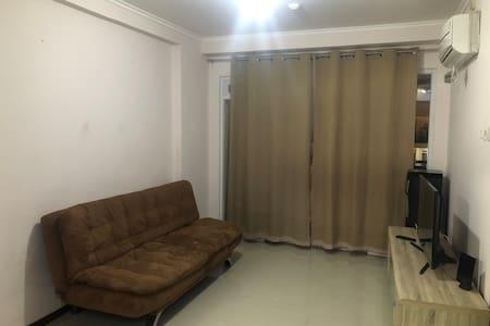 Gateway Apartement Pasteur RUBY C (inkl. Listrik)