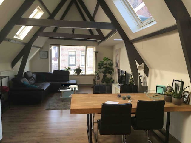 Nice apartment , 19 min. from downtown Amsterdam
