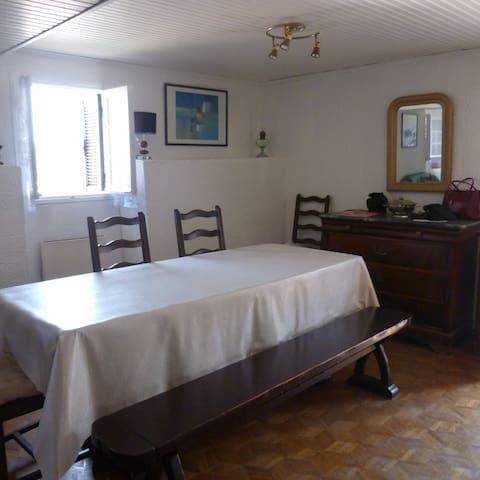 maison de caractère:location estivale Corté - Corte - Huis