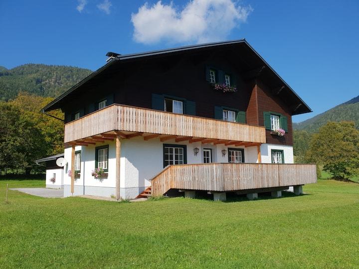 Wohlfühloase Forsthaus Lahnsattel