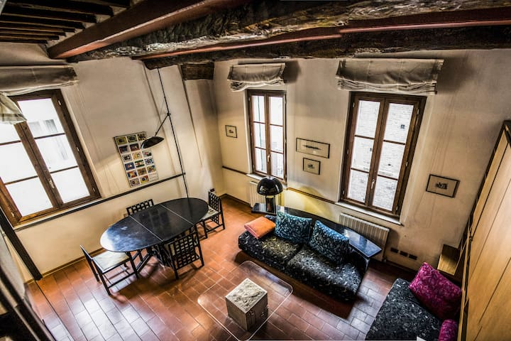 Very central apartment in Siena