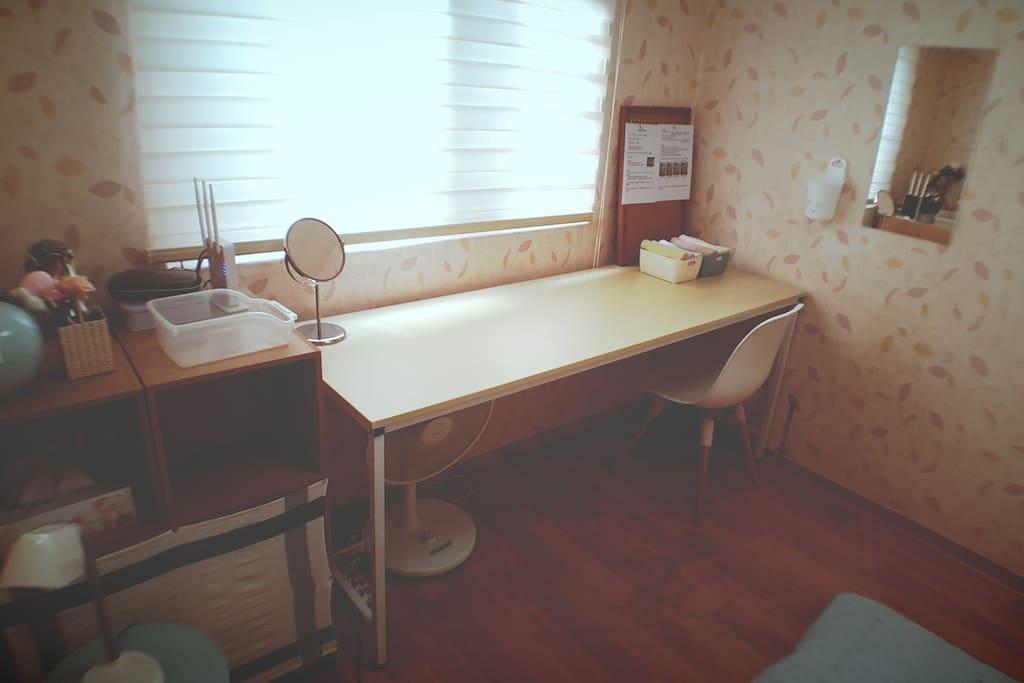 cozy_ private room