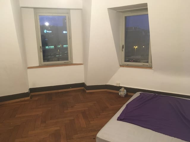 The room with the three windows - Basel - Wohnung