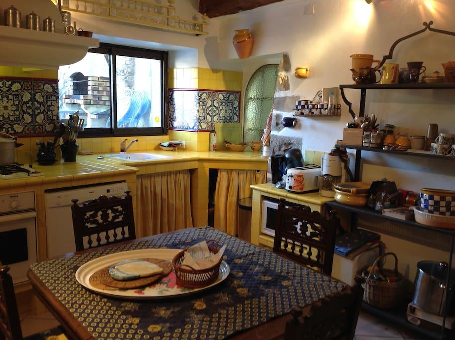 Cuisine provençal