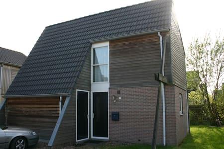 Recreatiewoning in Friesland (huisdieren mogelijk) - Grou