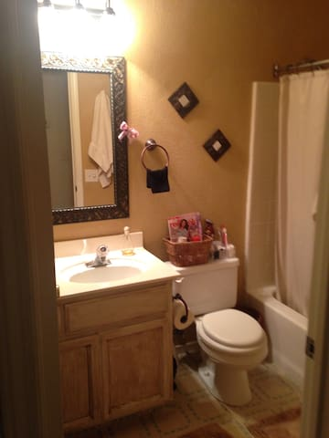 """What our guest say: """"I really enjoyed my stay - the room and bathroom were very clean"""" ~Ed H."""