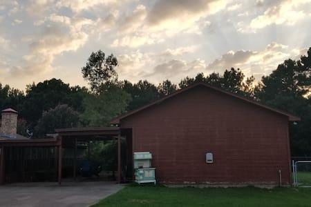 Womack Ranch Retreat