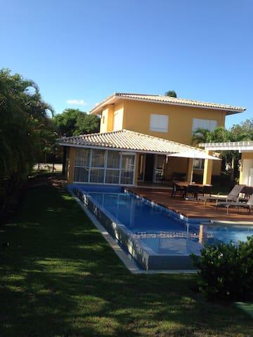 Casa Costa de Sauípe-Ba - Dias d'Ávila - Hus