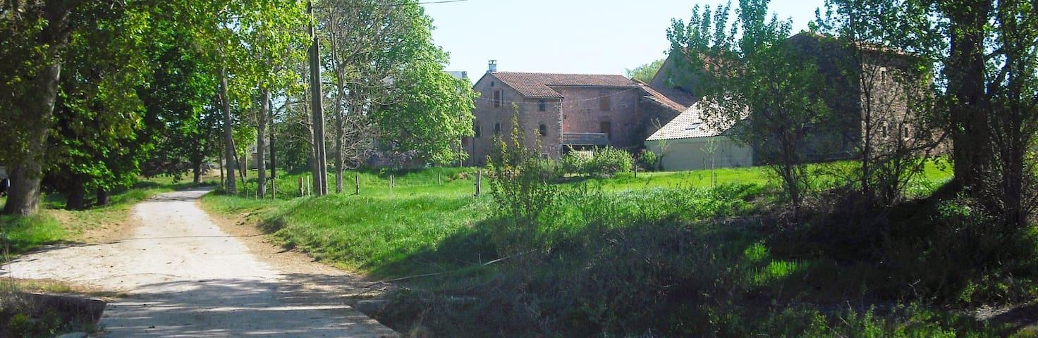 Gîte du Mas de Jean - Montlaur - Huis