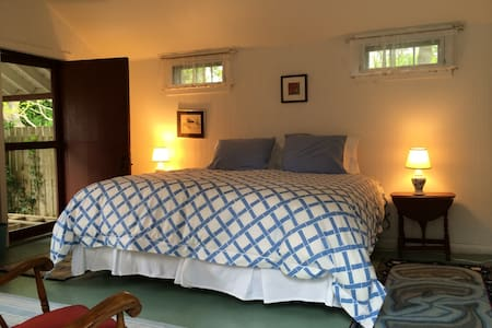 Charming One Room Guest Cottage - Nantucket - Μπανγκαλόου