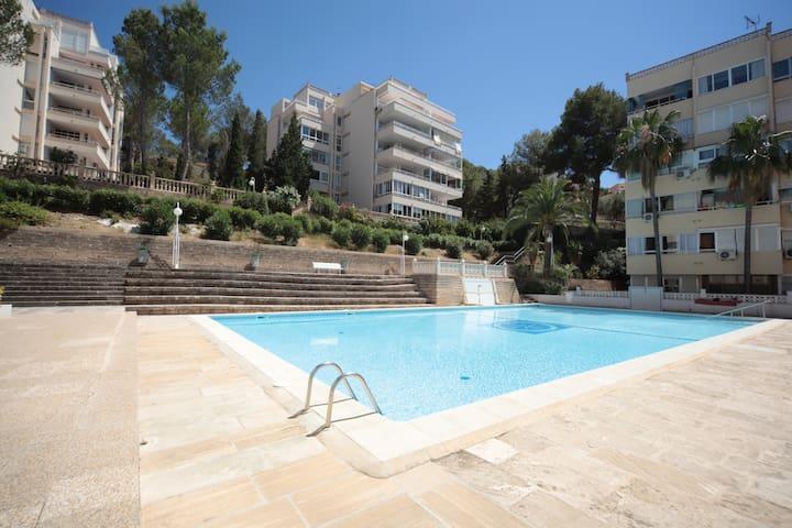 Costa Calma: stylish modern studio - Rotes Velles - Apartemen