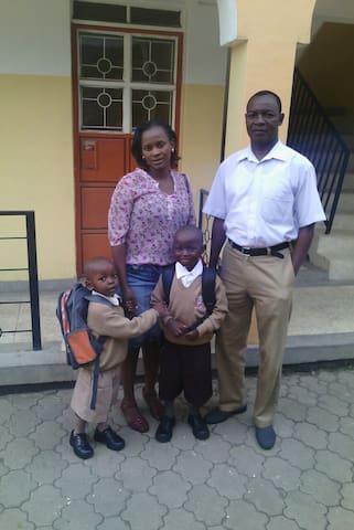 Naka estate family of 4 - Nakuru - Apartment