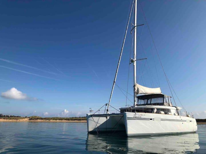 Catamaran September