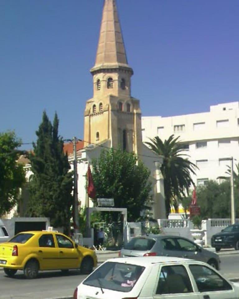 Ville Aouina