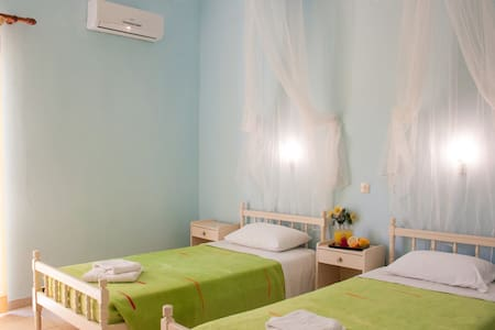 Enjoy the silence in Benitses Corfu - Mpenitses - Appartement