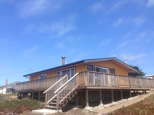 Oceanfront Getaway on Mendocino Coast - Fort Bragg