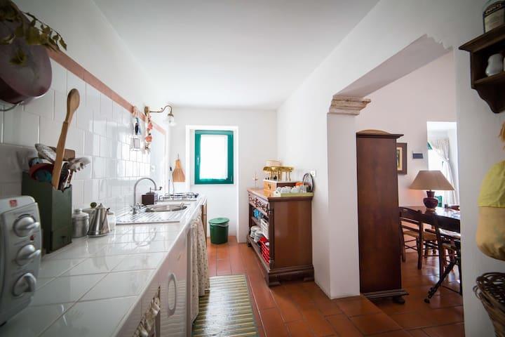 Antica Masseria - Ruggiano - Lägenhet