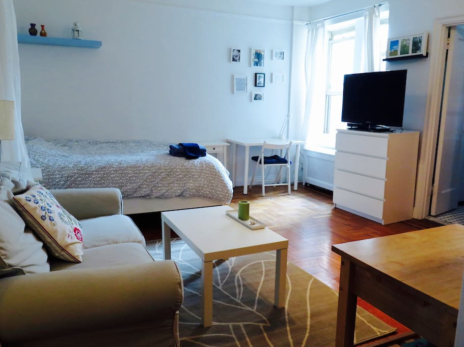 Private Lovely West Village Studio