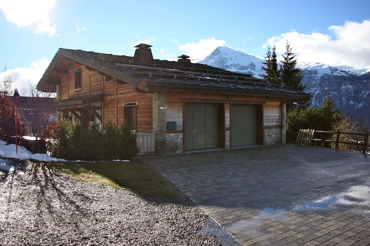 Beautiful Sunny Chalet French Alps- Les Carroz - Arâches-la-Frasse - House