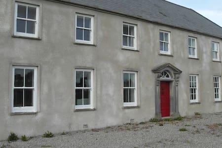 Aghaboe House