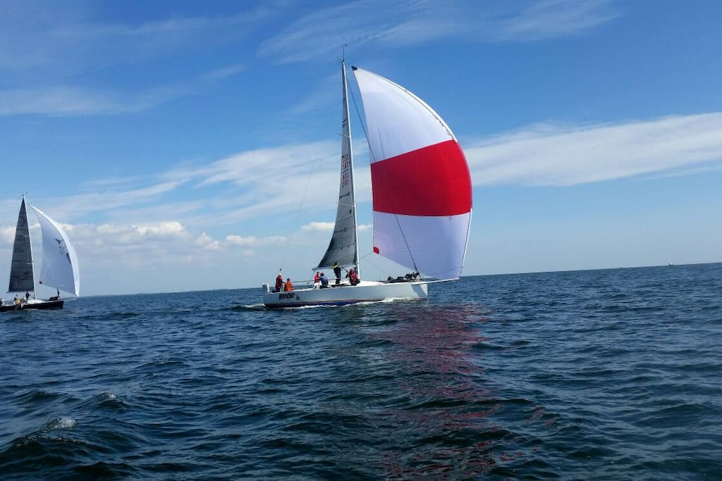 Ever wanted to sail? Here's your chance to learn.