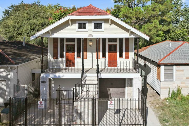 Cozy, modern Bywater Retreat! - New Orleans - Apartmen