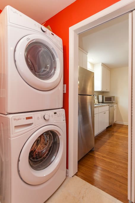 Brand new HE washer/dryer.