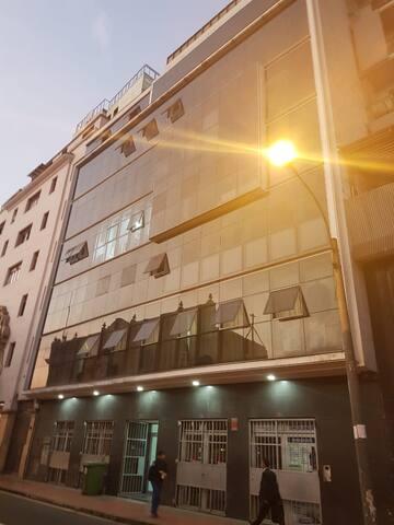 Mini departamento en el centro historico de Lima