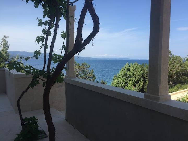 1-bedroom apartment Ciccio3, sea view