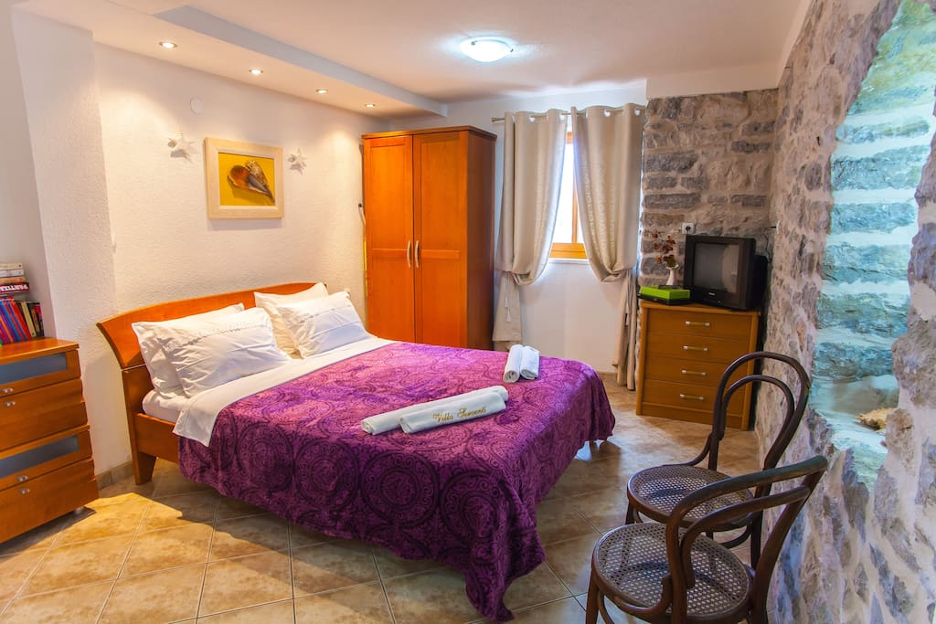 Luxyry furnished bedroom of App No1 - after renovation