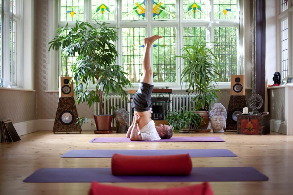 Victorian House And Yoga Studio Houses For Rent In Shanklin