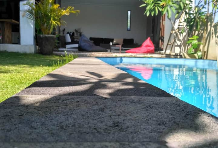 Great & peaceful private house, great view Bali