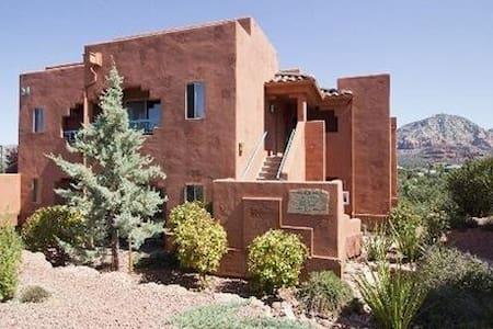 Sedona Summit Resort- Studio unit!