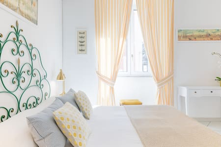 B&B Piazza Fratti - suite Mimosa
