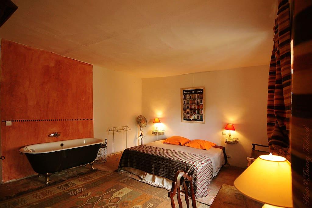 La maison du farfadet chambres d 39 h tes louer - Chambres d hotes languedoc roussillon ...